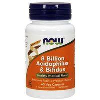 Kapsułki 8 Billion Acidophilus & Bifidus 60 kaps.