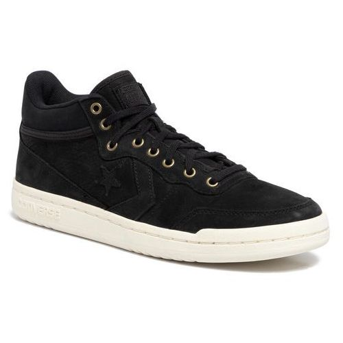 Sneakersy fastbreak mid 157699c blackblackegret (Converse)
