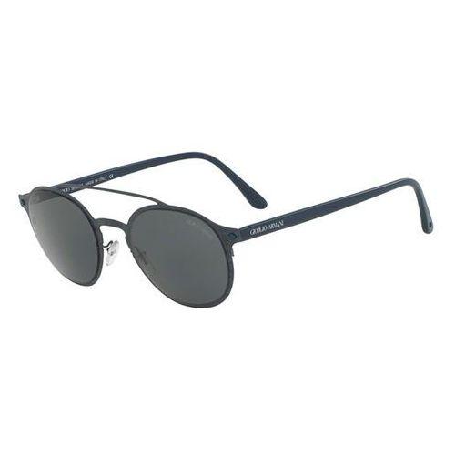 Okulary słoneczne ar6041 frames of life 317087 marki Giorgio armani