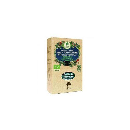 Herbata Cholesterol fix BIO 25*1,5g DARY NATURY