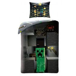 Pościel Minecraft Creeper 140x200 cm