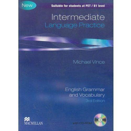 Intermediate language practice without key + CD-ROM, oprawa miękka