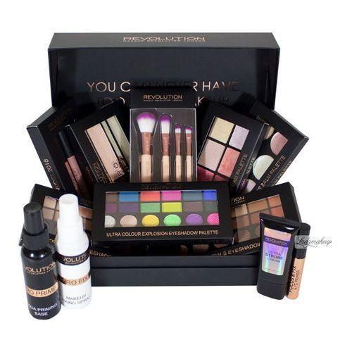Makeup revolution zestaw prezentowy 12 days of christmas