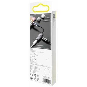 Baseus adapter l55 | adapter audio do słuchawek i ładowania iphone 2 x lightning (6953156294097)