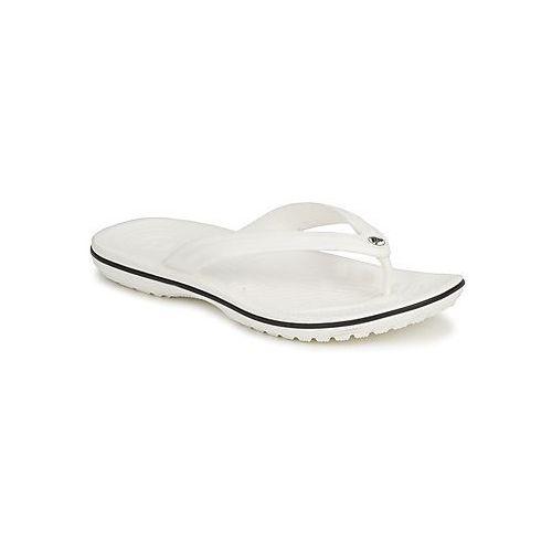 Japonki Crocs CROCBAND FLIP, kolor biały