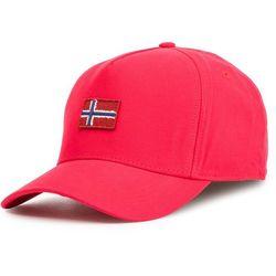 Czapka z daszkiem NAPAPIJRI - Flagstaff N0YIHE True Red R70