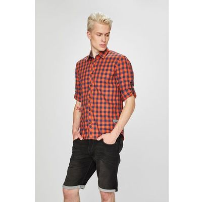 Koszule męskie Tom Tailor Denim, Kolor  czarny ceny, opinie ... 88525857de