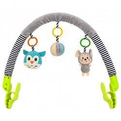 Pałąk do wózka - Myszka i Sowa -BABY MIX
