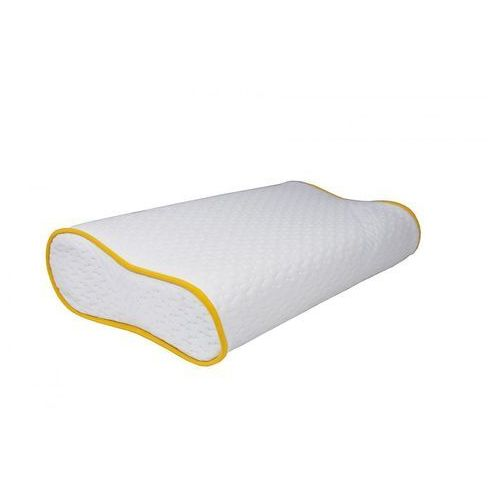 Poduszka Ortopedyczna Visco Memory żółta Ramówka