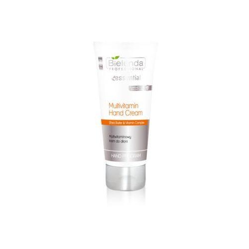 Bielenda multivitamin hand cream multiwitaminowy krem do dłoni 50 ml Bielenda professional