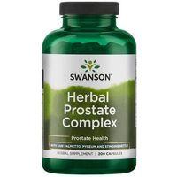 Swanson Herbal Prostate Complex 200 kapsułek (0087614116846)