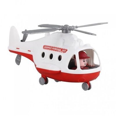 Helikoptery Wader Quality Toys InBook.pl