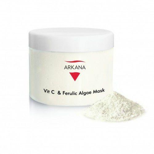 Maska algowa z wit. c i kwasem ferulowym 500 ml Arkana