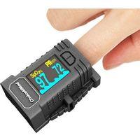 Choicemmed Pulsoksymetr na palec oxywatch cb3 o podwyższonej trwałości