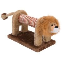 Lew do drapania zabawka dla kota - dł. x szer. x wys.: 28 x 17 x 20 cm| -5% rabat dla nowych klientów| darmowa dostawa od 99 zł marki Zooplus exclusive
