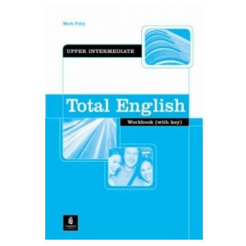 Total English Upper-Intermediate Workbook with CD-ROM (9781405822589)