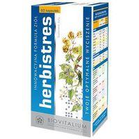 Herbistres (60 kaps.) - Suplement diety na stres. Optimum wyciszenia i spokoju. DARMOWA DOSTAWA OD 65 ZŁ (5903240909001)