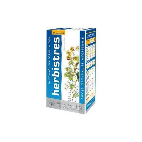 Herbistres - Suplement diety na stres. Optimum wyciszenia i spokoju. DARMOWA DOSTAWA OD 65 ZŁ