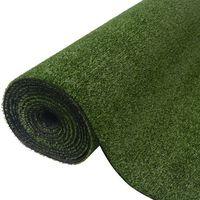 Vidaxl  sztuczna trawa 1x15 m/7-9 mm, zielona (8718475976509)