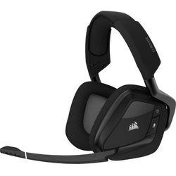 Corsair słuchawki gamingowe void rgb elite wireless, czarne (ca-9011201-eu)