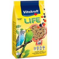 VITAKRAFT Life Power - karma dla papużek falistych 800g (4008239214515)