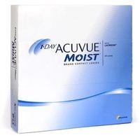Acuvue 1-Day Moist 90 szt. ✸ 22,5 zł CashBack (zwrot na konto) ✸