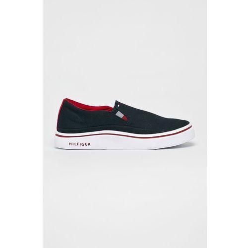 Tommy Hilfiger - Tenisówki Lightweight Slip On Sneaker