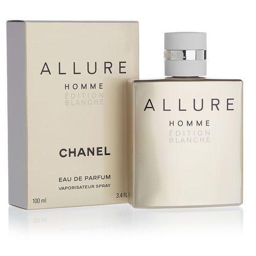 Chanel allure homme edition blanche woda perfumowana 100 ml dla mężczyzn