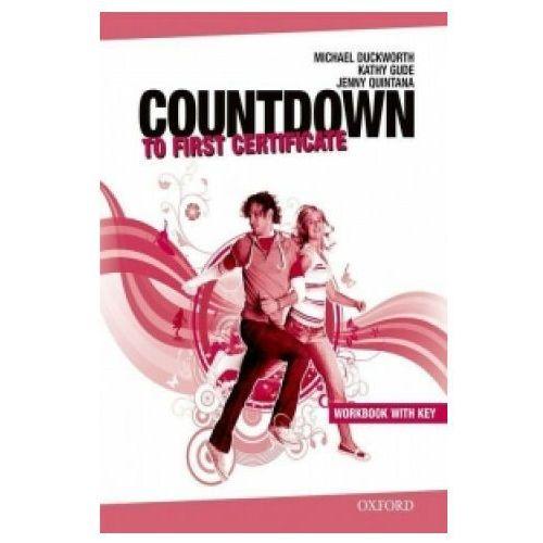 Countdown to fc- ćwiczenia (wypisz płytę, Michael Duckworth