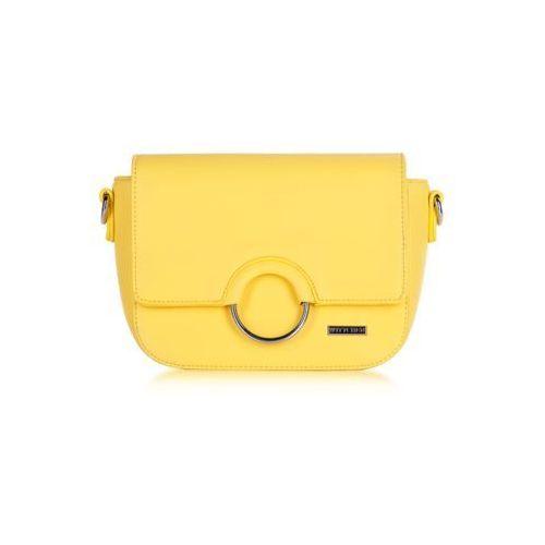b99733dd71a72 Young mała torebka żółta marki Wittchen - galeria Young mała torebka żółta marki  Wittchen