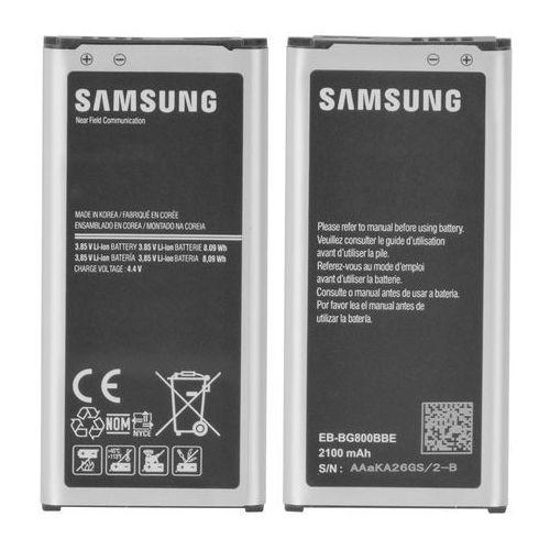 Bateria samsung g800f s5 mini eb-bg800bbe / eb-bg800cbe 2100mah bulk marki Zkom