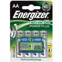 Energizer Akumulator  power plus aa/4 szt. 2000mah (7638900417012)