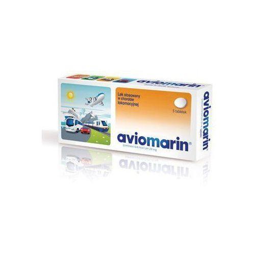 Teva Aviomarin 0,05 x 5 tabletek - 5 tabletek