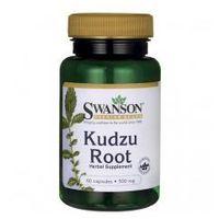 SWANSON Kudzu root 500mg, 60kaps.
