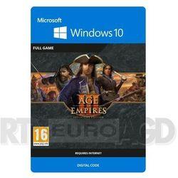 Age of empires iii: definitive edition [kod aktywacyjny] pc marki Microsoft