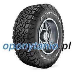 Opony 4x4  BFGoodrich
