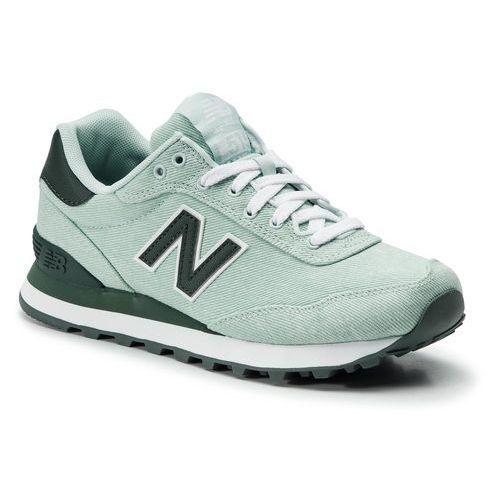 Sneakersy NEW BALANCE - WL515BMF Zielony, kolor zielony