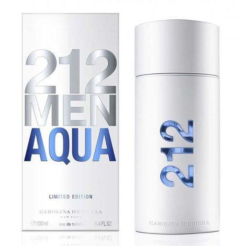 ce109fff47cc6 ▷ 212 Aqua Men 100ml EdT (Carolina Herrera) - opinie   recenzje ...