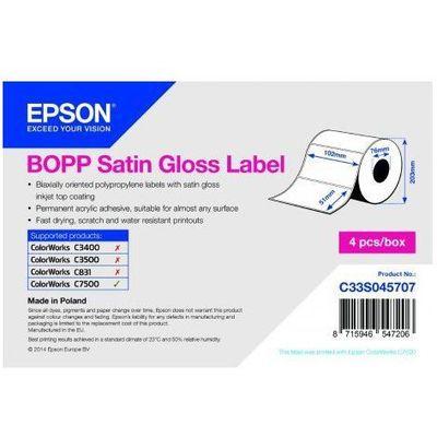 Pozostałe akcesoria do drukarek Epson elmatech