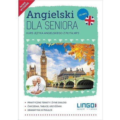 Angielski dla seniora - Mitchel-Masiejczyk Alisa, Anna Laskowska, LINGO