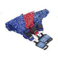 obroża taśma z chustą 2,5x40-65 cm - 2,5x40-65 cm marki Yarro