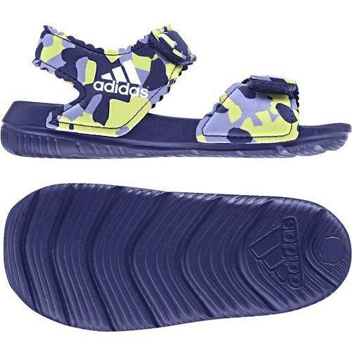 e0b5137a4a034 Adidas Sandały dziecięce altaswim da9603 - foto Adidas Sandały dziecięce  altaswim da9603