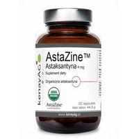 Astaksantyna AstaZine 4mg 60 kapsułek kenayAG (5900672152623)
