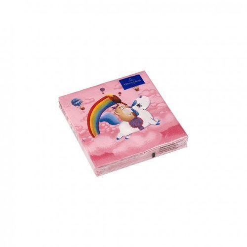 Villeroy & boch - lily in magicland serwetki papierowe dla dzieci wymiary: 33 x 33 cm