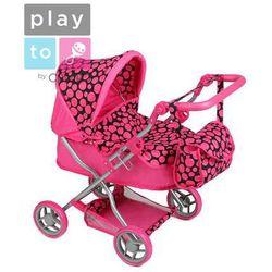 Wózki dla lalek  PlayTO MINILO
