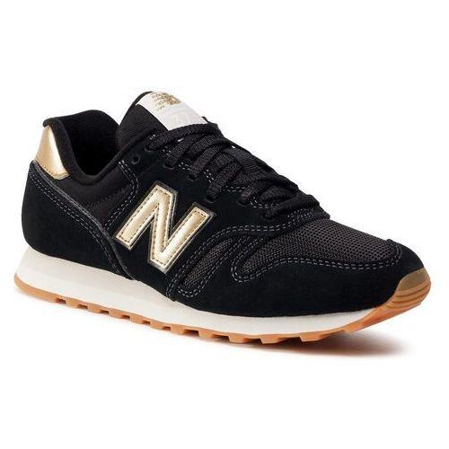 New Balance Sneakersy WL373FB2 Czarny, 0739980430346