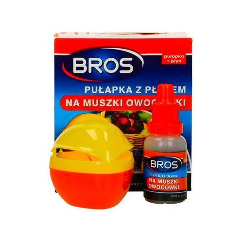 Bros Pułapka na muszki owocówki z wabikiem . (5904517024793)