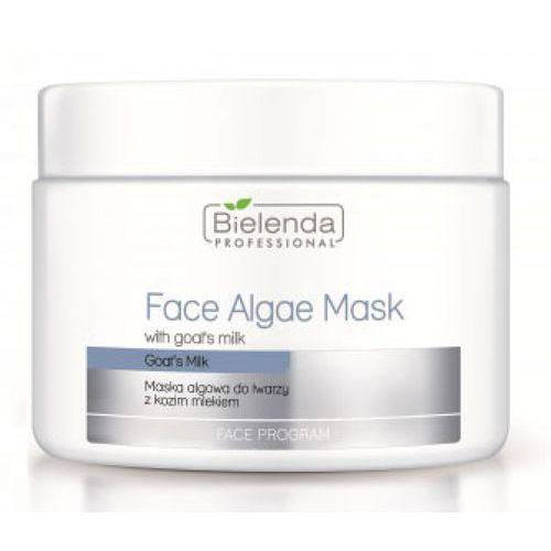 Bielenda Professional FACE ALGAE MASK WITH GOAT'S MILK Maska algowa z kozim mlekiem