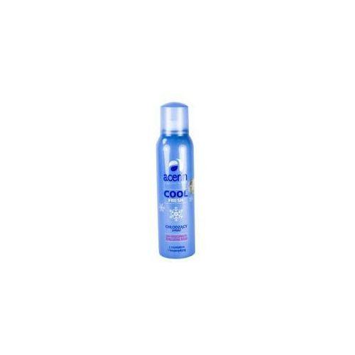 Scan-anida Acerin cool fresh spray chłodzący na opuchnięte i zmęczone nogi, 150 ml - Świetny rabat