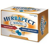 Pastylki HERBAPECT KASZEL x 24 pastylki do ssania